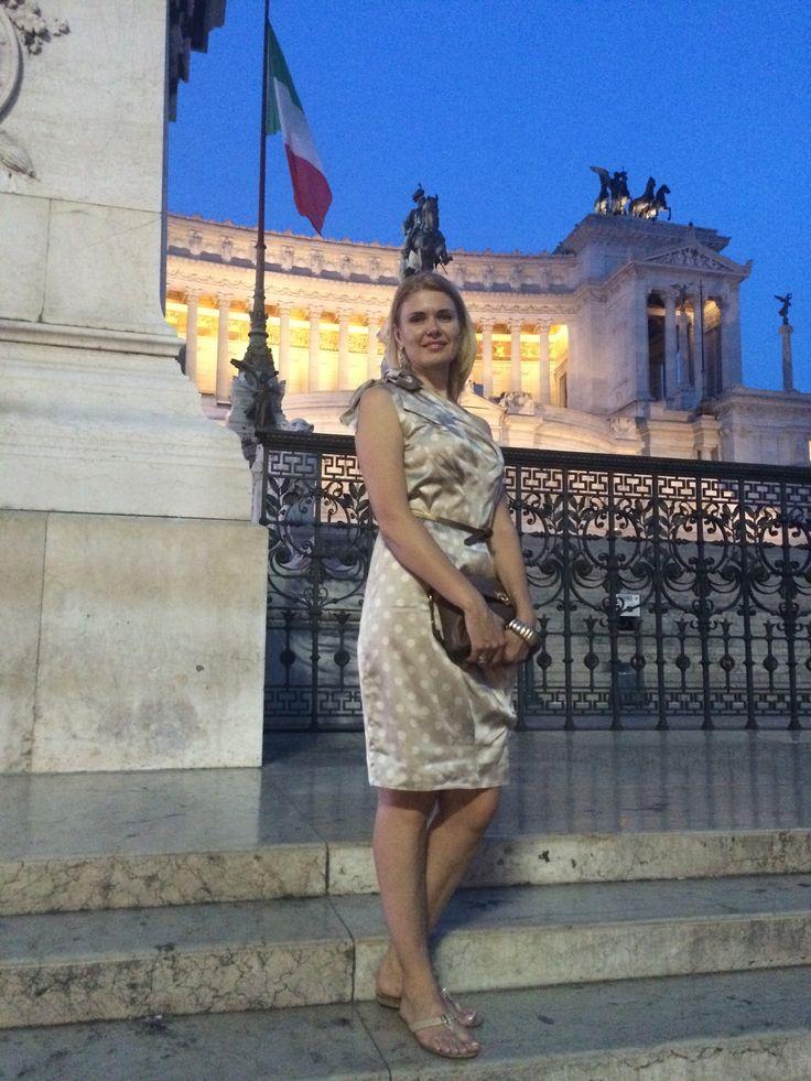 Горох ( Piazza di Venezia)