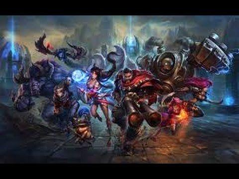 League of Legends Ultra vs Low comparison