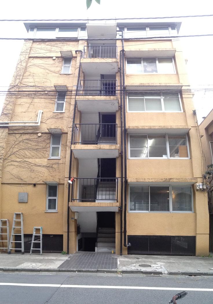 Daikanyama 1950s apartment