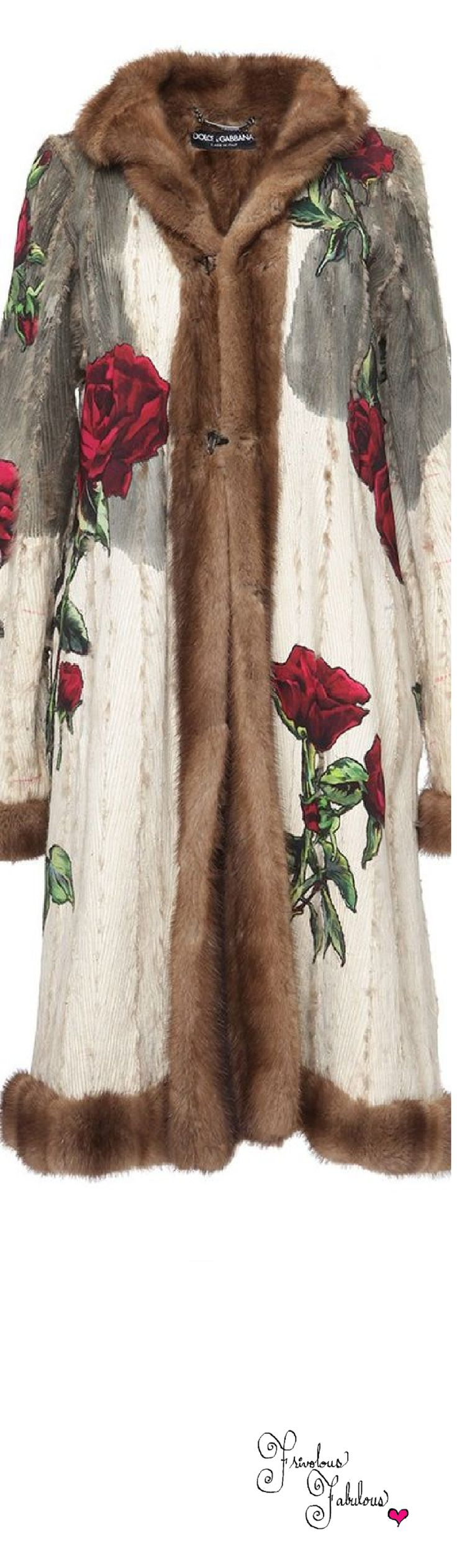 Frivolous Fabulous - Dolce & Gabbana Love Fall Winter 2015  KathrynHaydenHayden