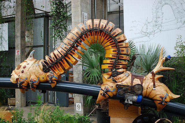 Les Machines de l'île, Nantes, France