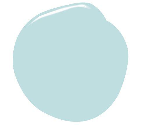 Benjamin Moore® Natura® Paint Bird's Egg | Pottery Barn Kids