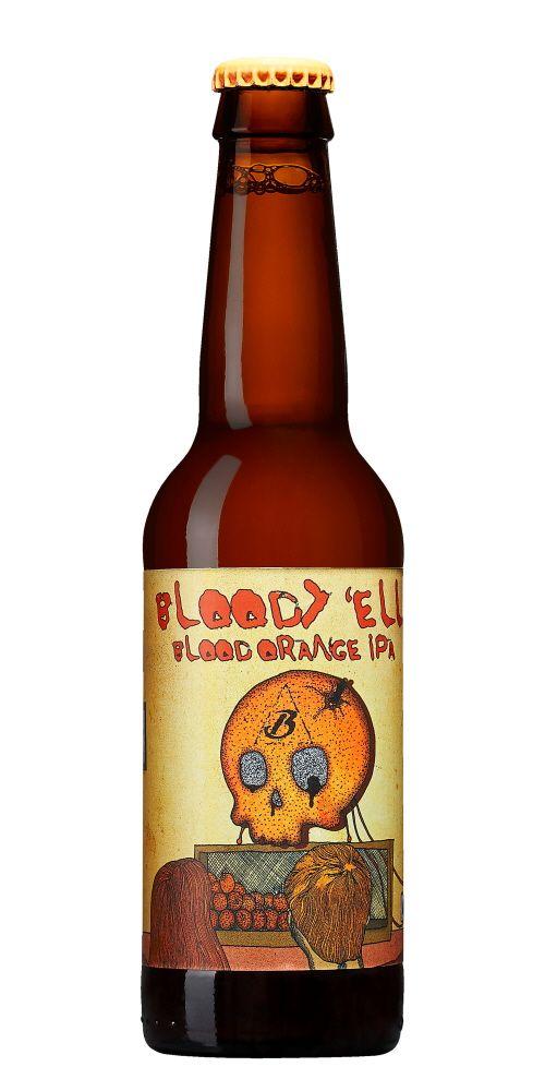 Bloody 'ell Blood Orange IPA