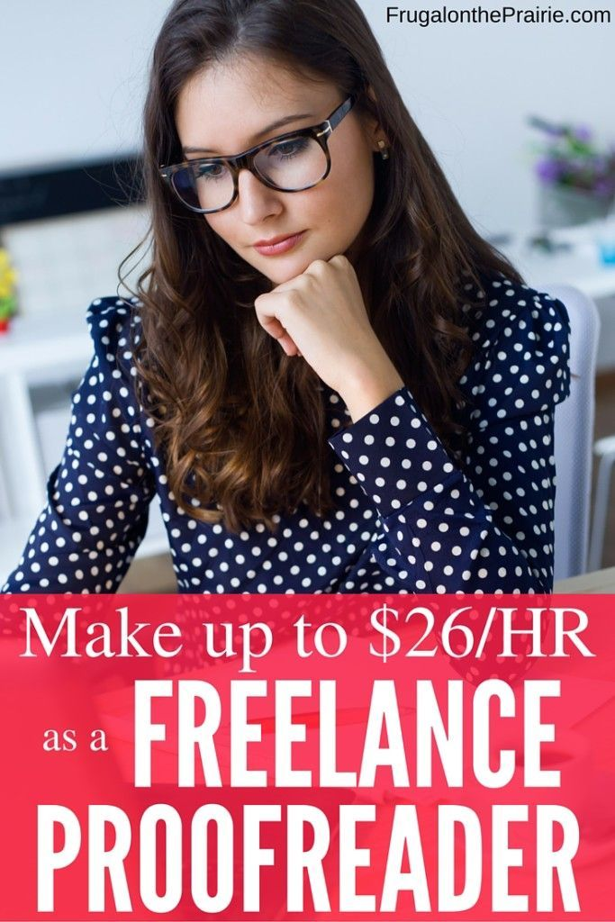 Want to work at home or start a side hustle as an online proofreader? This guide will help you get started!