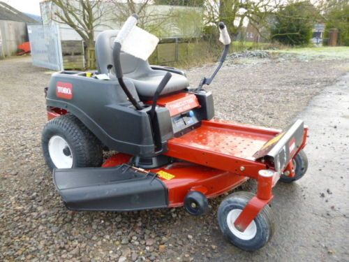 TORO-TIME-CUTTER-ZERO-TURN-MOWER-ride-on-never-used-petrol-rotary-cutter-hydro