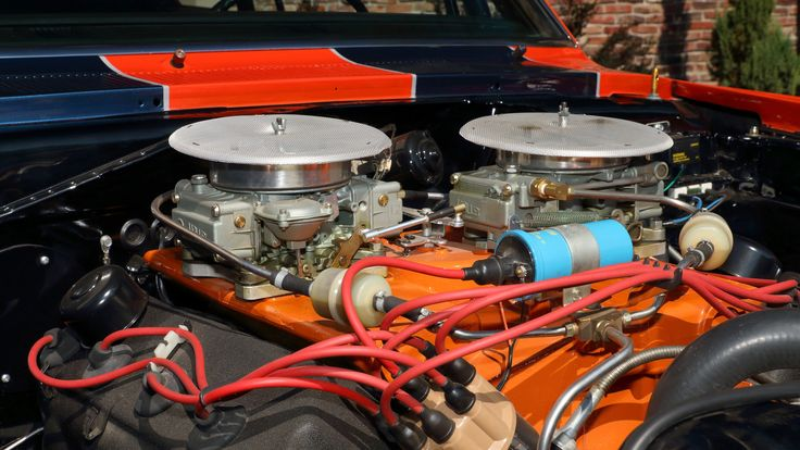 1968 Dodge Hemi Dart Super Stock presented as Lot F159 at Indianapolis, IN
