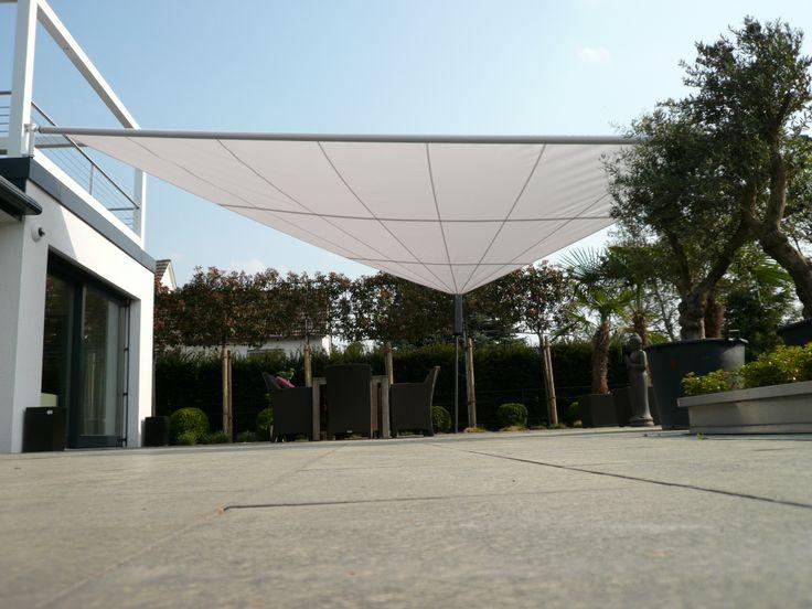 12 best sonnensegel schattensegel images on pinterest shade sails solar shades and bielefeld. Black Bedroom Furniture Sets. Home Design Ideas