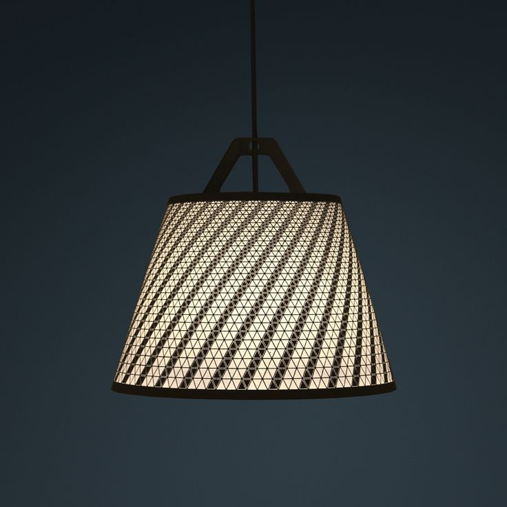 LASER STITCHED LAMPSHADES - by Fifti-Fifti
