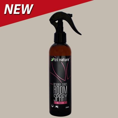 NEW! Designer Series Room Spray - Baltic Amber & Musk just $9.95.  A safe way to neutralise odours and freshen up a room.
