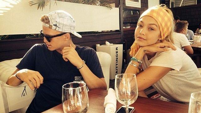 cody simpson and  gigi hadid | Cody Simpson And Gigi Hadid's Caribbean Vacation Looks Amazing - The ...