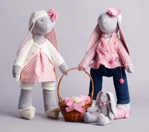 Recycle Fabrics Knits And Baby Clothes To Make Dolls