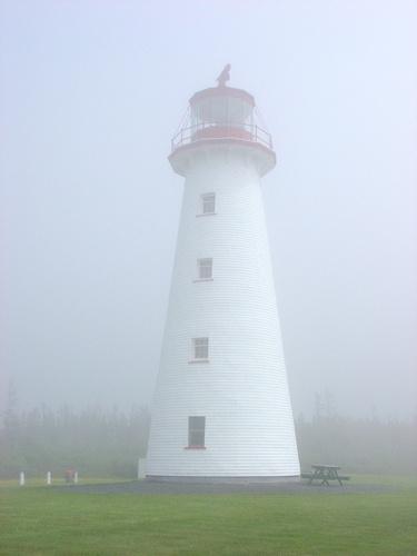 point prim  Prince Edward Island  Lighthouse
