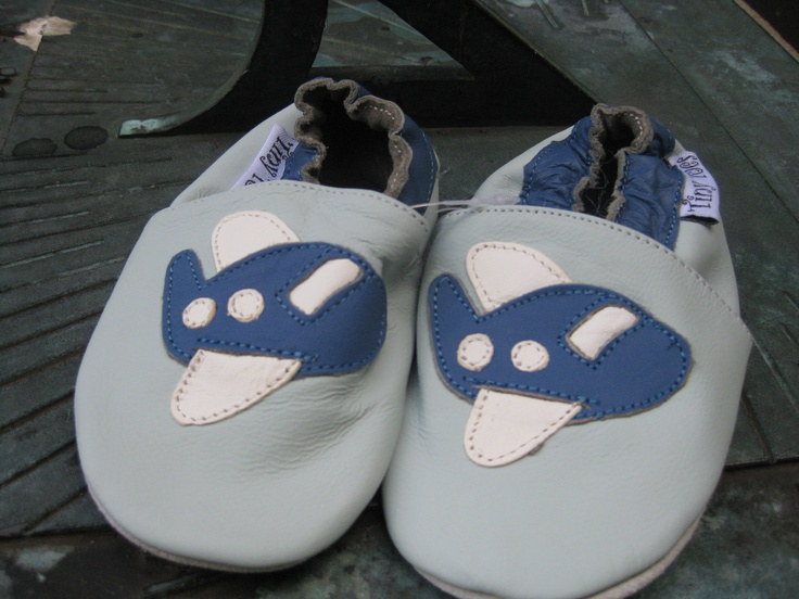 Aeroplanes  #TwoSoles #Babyshoes #airplane  #Leather #Toddler