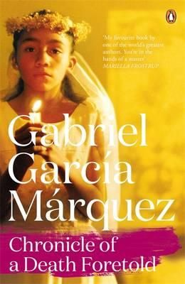 Chronicle of a Death Foretold - Gabriel Garcia Marquez - a murder mystery (of sorts). Very good. 4 stars.
