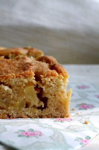 Delicious Apple Blondies // Super feine Apfel Blondies