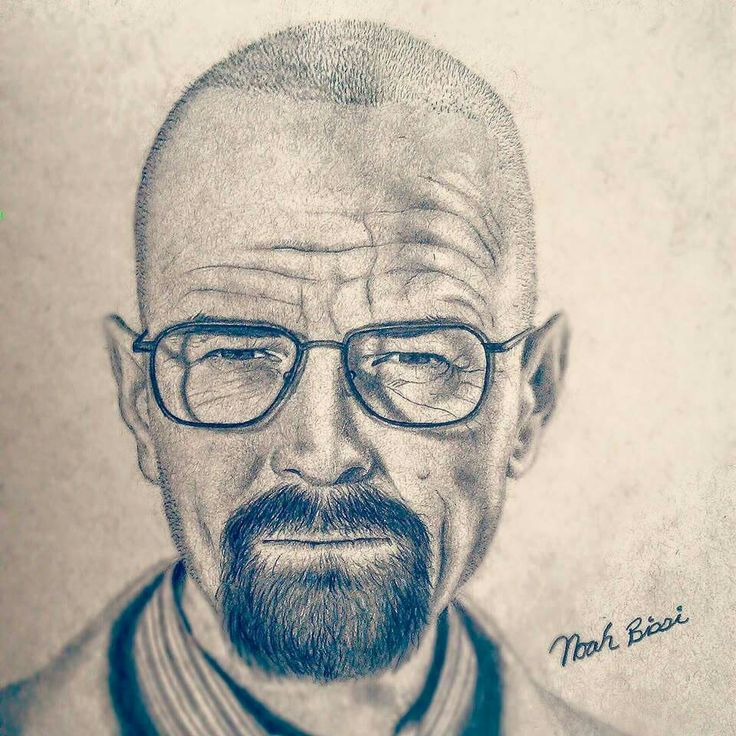 The Cook Breaking Bad by Noah Bissi