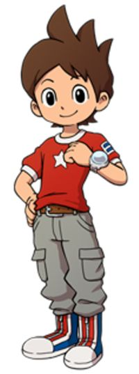 Nathan Adams - Yo-kai Watch Wiki - Wikia