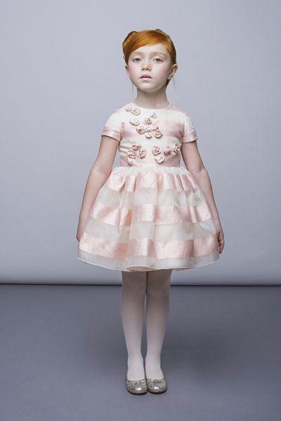 Look 15 - Collezione Bambina FW 16 | I Pinco Pallino