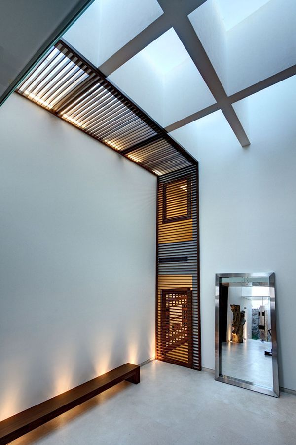 P | Lighting in Entry Contemporary House Mexican & 183 best | P | LIGHTING . ILLUMINATION images on Pinterest ... azcodes.com