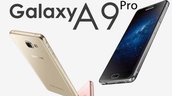Samsung Galaxy A9 Pro - Garansi Resmi - Belanjadotcom