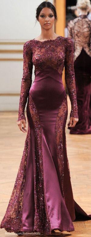 Zuhair Murad Haute Couture   F/W 2013 by echkbet