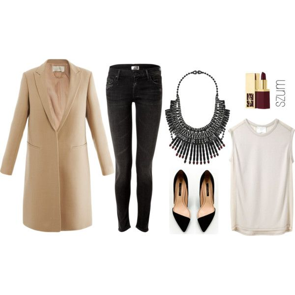 """51"" by szum on Polyvore. perfect date outfit or dinner with the girls."