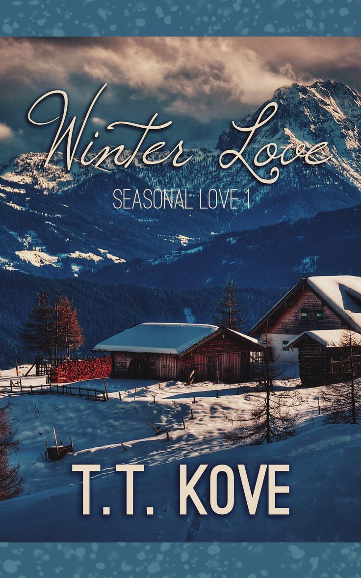 Seasonal Love 1: Winter Love. Contemporary m/m. Set in Norway and Finland. Cover designed by Aisha Akeju. Will be re-issued with this new cover soon!