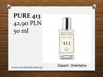 Perfumy PURE 413  damskie orientalne