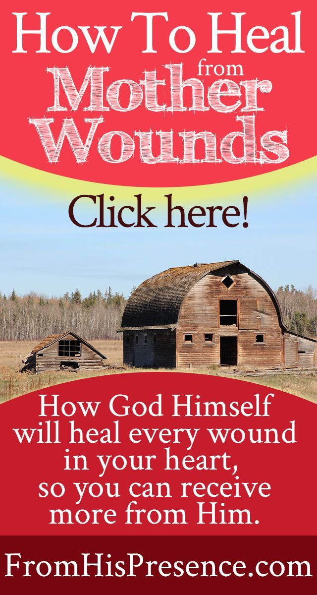 How to heal from mother wounds   inner healing   meaning of El Shaddai   How God will perform the function of a mother for you, and will heal your heart!