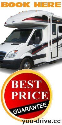 Cheap Car Rental and Motorhome Rental for best Holidays - http://www.you-drive.cc
