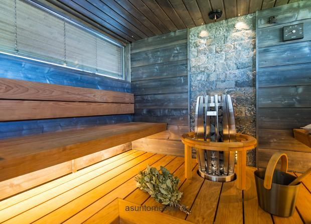 Villa Harmony - Sauna | Asuntomessut