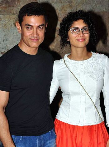 Aamir Khan and Kiran Rao to host a grand bash for Ship of Thesuss team!