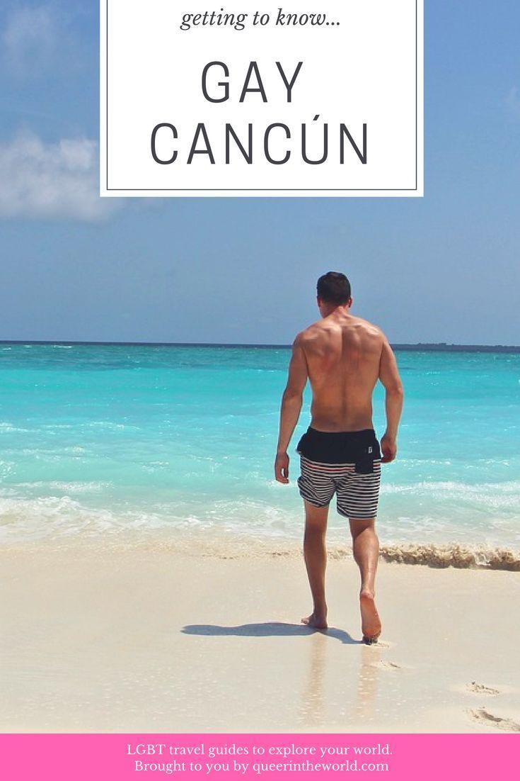 Gay hookup Cancun