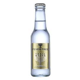 Fever Tree Tonic Water  Good quality liquor demands good quality tonic water. Fever tree has a clean fresh flavor, good carbonation level, nice quinine content, not too sweet.