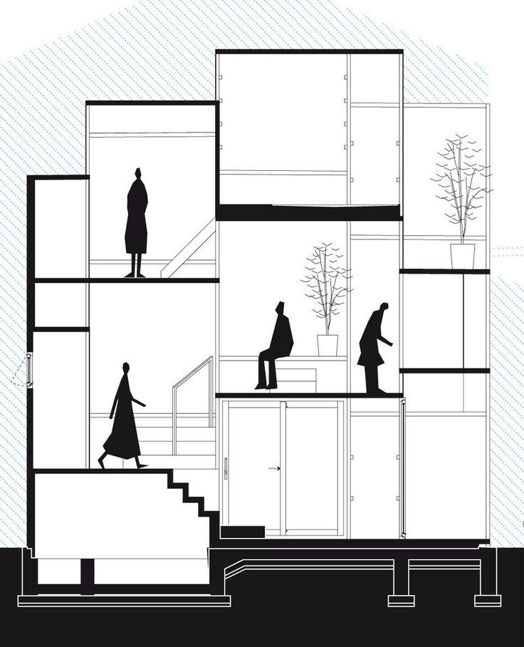 Tokyo Apartment by Sou Fujimoto (Tokyo, 2010)