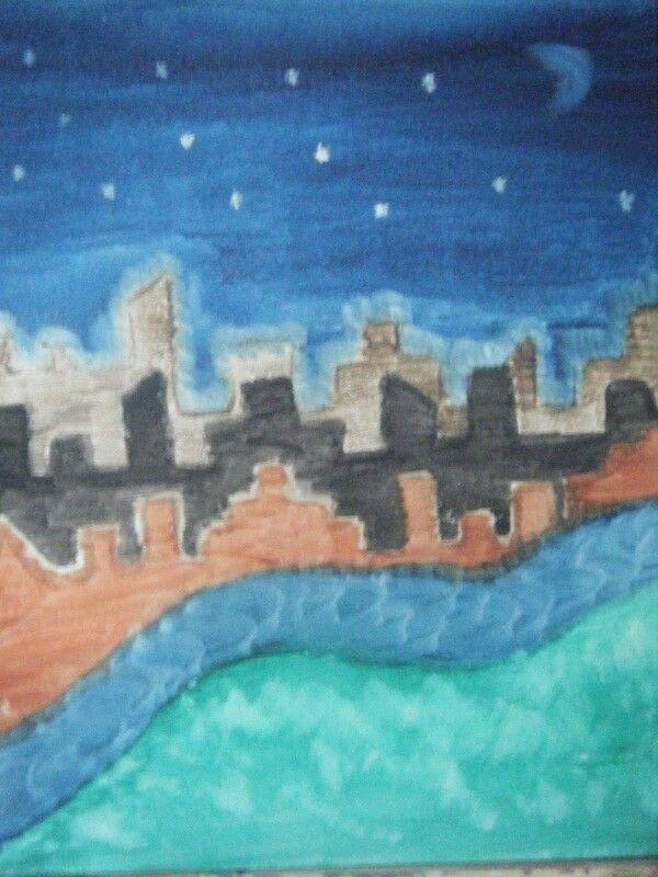 Ciutat estrellada