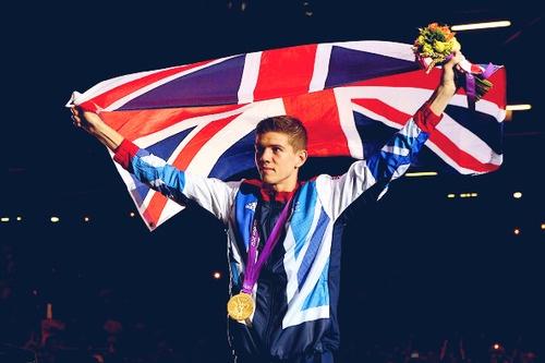 Team GB Medals  63. Luke Campbell  Gold  BOXING - MEN'S BANTAMWEIGHT (56 KG)
