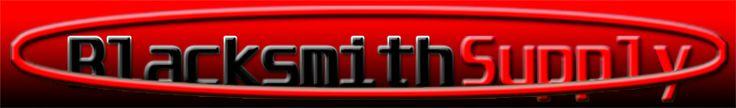 Blacksmith Supply LLC for your black smithing needs