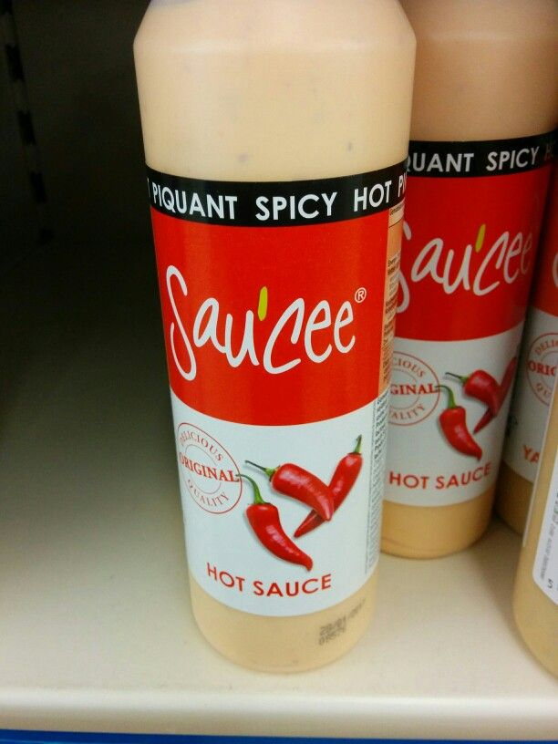 Lactose vrije hot sauce action