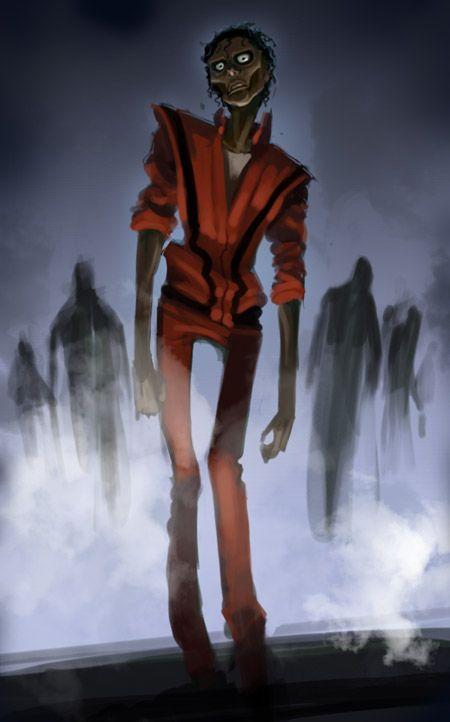 [JP] Michael Zombie