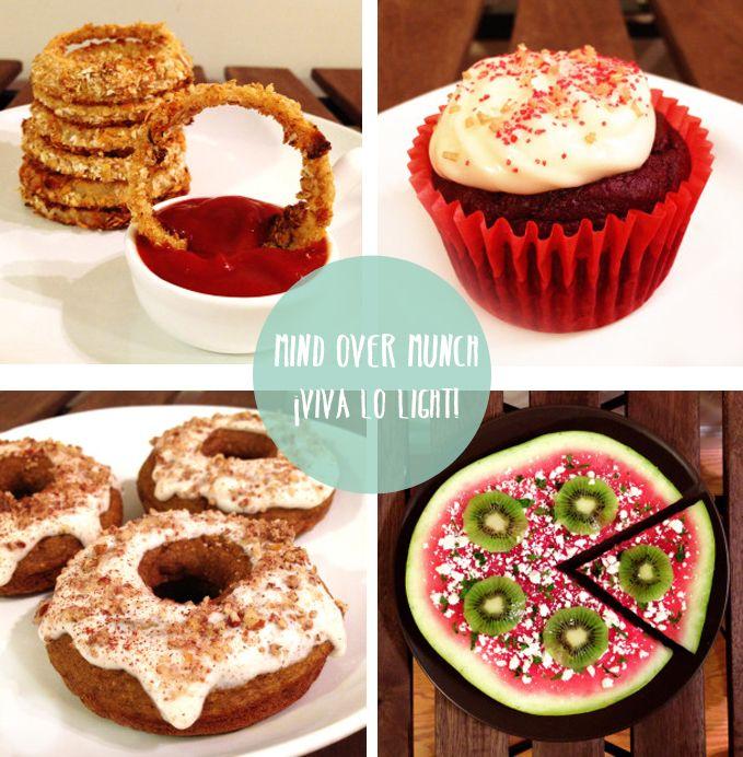 Recetas saludables y bajas en calorías y, además, apetecibles. Los tres mejores blogs de cocina sana.