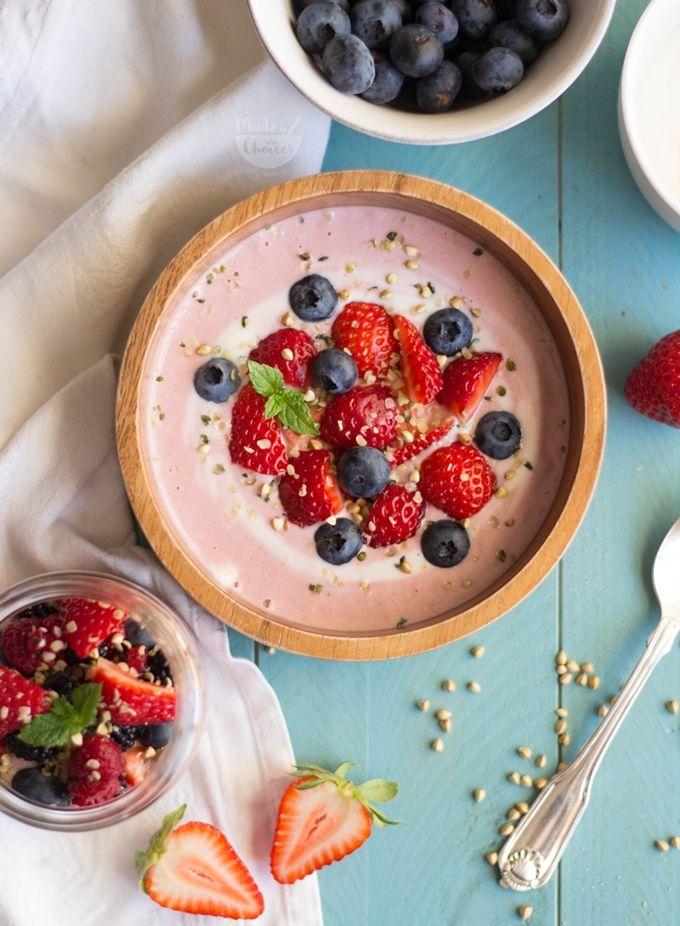3 sugestões pequeno-almoço de verão - Made by Choices