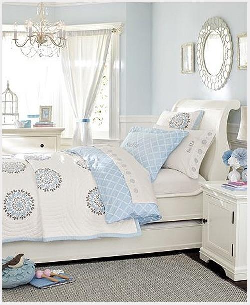 Beautiful Blue Bedrooms: Beautiful Blue Bedrooms For Girls