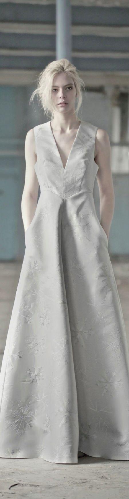 Fall 2015 Ready-to-Wear Vika Gazinskaya
