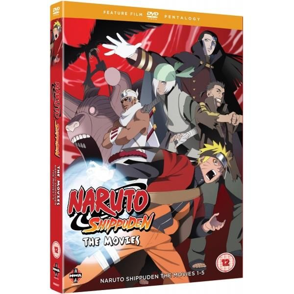 http://ift.tt/2dNUwca | Naruto - Shippuden Movie Pentalogy DVD | #Movies #film #trailers #blu-ray #dvd #tv #Comedy #Action #Adventure #Classics online movies watch movies  tv shows Science Fiction Kids & Family Mystery Thrillers #Romance film review movie reviews movies reviews