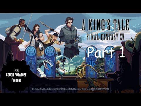 Friends, a shiny video is here ✨ Final Fantasy XV A King's Tale Walkthrough Part 1 https://youtube.com/watch?v=BJ3MTh9IYmU