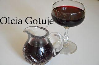 Olcia gotuje!: Najlepszy sok z aronii! Wypróbujcie koniecznie!