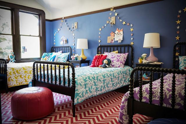 7 Inspiring Kid Room Color Options For Your Little Ones: A Land Of Nod Shoot