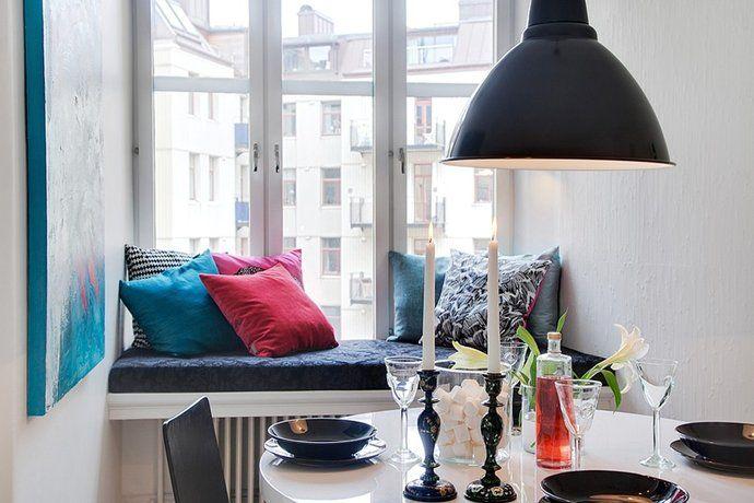 Bilder, Kök/matplats, Lampa, Matbord, Fönster - Hemnet Inspiration