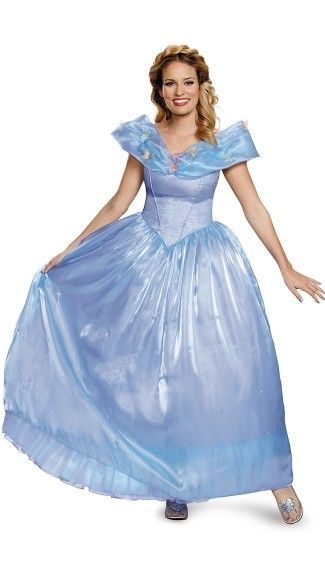 Disney maxi dress costume
